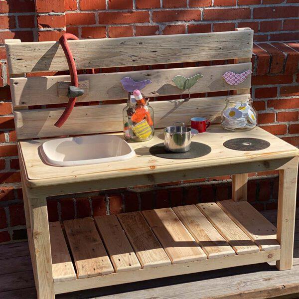 Spielkueche aus der sbr gGmbH Holzwerkstatt
