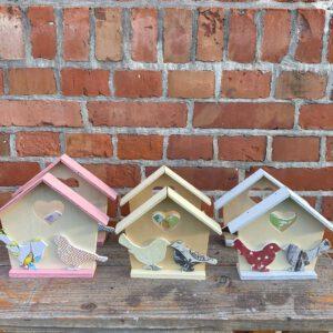Vogelhaus aus der sbr gGmbH Holzwerkstatt