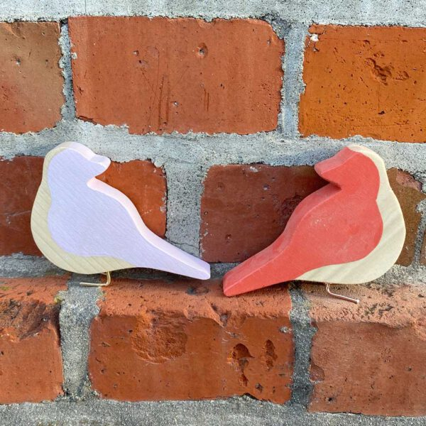 Vogel aus der sbr gGmbH Holzwerkstatt
